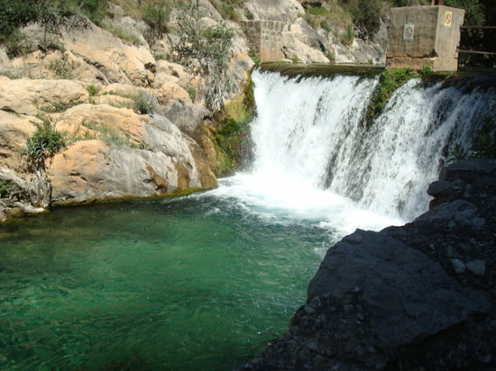 Waterfalls to See in Spain