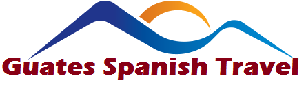 Guates Spanish Travel logo